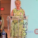 Arlene Dickinson Well Dresses For Spring fashion show fundraiser for Wellspring Foundation